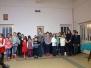 A délutáni oktatásban résztvevő gyermekek adventi  műsora.