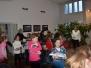 A délutani oktatásban résztvevő tanulók karácsonyi műsora