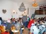 Mikulás-találkozók Fehér megyében - Magyarbénye