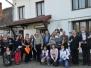 Pesterzsébeti és egri vendégek Fehér megyében